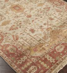 surya adana 2 6 by 8 gold traditional hand knotted rug