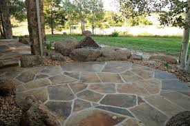flagstone patio gallery