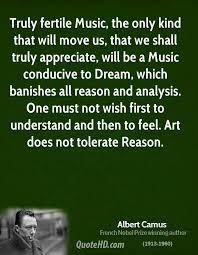 Albert Camus Quotes New Albert Camus Music Quotes QuoteHD