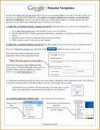 Resume 15 Elegant Resume Template Google Docs Sample English