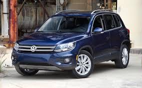 2012 Volkswagen Tiguan First Test - Motor Trend