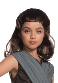 Rey Hair Style star wars the last jedi rey wig for kids 5991 by wearticles.com