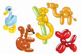Free animal theme vector download in ai, svg, eps and cdr. Balloon Animals Svg Cut File By Creative Fabrica Crafts Creative Fabrica