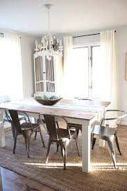 jute rug dining room kitchen rugs under table