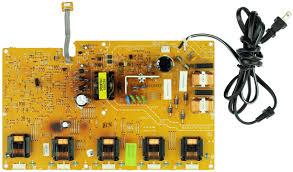 tv backlight inverter board. emerson/magnavox a8af1mut (ba8af0f01031) power supply / backlight inverter tv board _