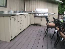 for outdoor kitchen cabinets outdoor kitchen cabinet materials house remodel ideas