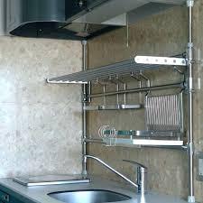 stainless steel kitchen shelf metal kitchen wall shelves metal kitchen shelves wall mount wall mount stainless
