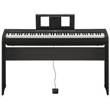 <b>Цифровое пианино Yamaha</b> P-45 B - чёрный, купить за 32 990 ...