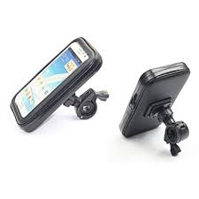 Aluminium Alloy Universal <b>Bike</b> Handlebar <b>Phone</b> Bracket for 2.17 ...