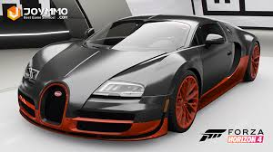 Bugatti veyron super sport '11. How To Choose The Best Or The Fastest Car In Forza Horizon 4