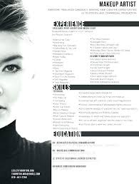 makeup artist resume templates free also makeup artist resume exles sle template freelance sles to produce