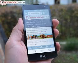 LG L Fino Smartphone Review ...