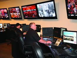 Casino Security Hollywood Casino Control Room Case Study Winsted