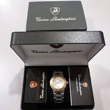 lamborghini watch mens ss tutone tonino lamborghini en034 606cf swiss quartz movement watch