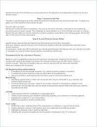 5 year career plan example professional development plan template free plans example sample