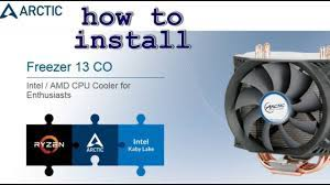 ARCTIC FREEZER 13 CO HOW TO INSTALL - YouTube