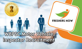 wbpsc motor vehicle inspector jobs 2019
