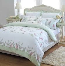 green and white duvet cover sets