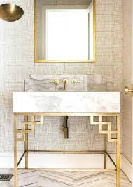 Bathroom Vanity Lighting Simple Art Deco Bathroom Vanity Luxury Brown Small Medium Sink Starwebco