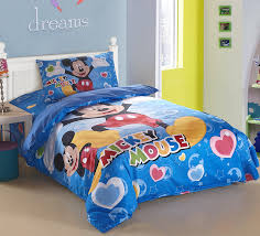 image of mickey mouse bedding toddler theme