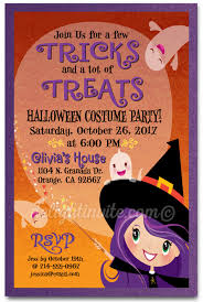 costume party invites child friendly halloween costume party invitations di 10407