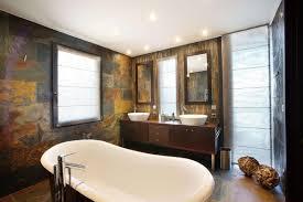 Natural Stone Bathroom Designs Tile Backsplash Shower Room Mix - Tile backsplash in bathroom