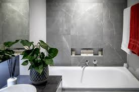modern bathroom renovation manly