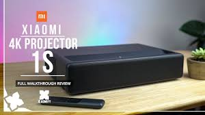 Xiaomi 4K <b>Projector</b> 1S - full walkthrough [Xiaomify] - YouTube
