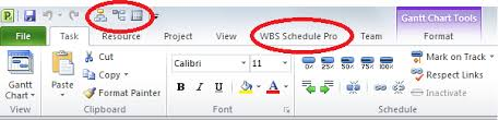 Wbs Schedule Pro And Microsoft Project Mpug