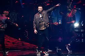 Justin Timberlake St Louis Seating Chart Justin Timberlakes Man Of The Woods Tour Opening Night