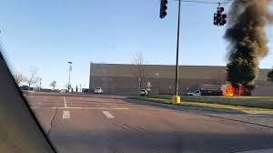 Walmart Colorado Springs Fire Breaks Out In Walmart Parking Lot Colorado Springs