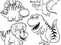 Dinosaurs Coloring Page Dinosaurs For Kids Coloring Pages Dinosaur
