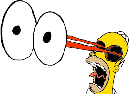 Image Result For Cartoon With Eyes Popping Out Of Head Clipart - Full Size  Clipart (#2228837) - PinClipart