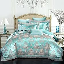 superb silk bed covers luxury modal silk bedding sets lace bed clothes home textiles zipper duvet comforter cover bed sheet pillowcases queen king size hot