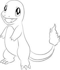 Small Picture how to draw charmander from pokemon step 5 Pokemon folder