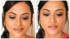 kolamavu kokila makeup look in tamil nayanthara simple makeup look