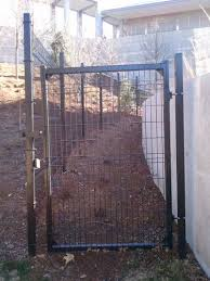 welded wire fence gate. Contemporary Wire WireWorks Plus Welded Wire Fence In Gate