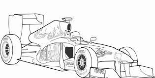 Kleurplaten Raceauto