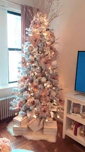 christmas trees decorated pink. Delighful Trees Our Christmas Tree 2017 Rose And Gold This Year Inside Trees Decorated Pink T