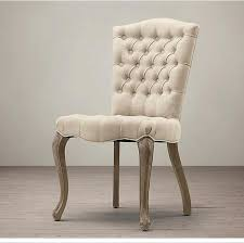 french dining chairs rustic french country on tufted dining chair with linen fabric upholstery dining room french dining chairs