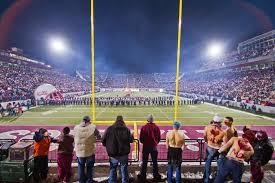 Best Fcs Stadium Experience Washington Grizzly Stadium