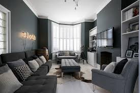 Modern Gray Living Room Ideas Incredible Homes Fashionable Gray