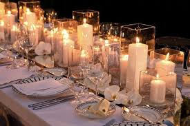 43 Mind-Blowingly Romantic Wedding Ideas with Candles | http://www.