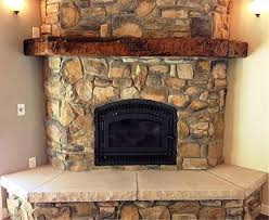 Rustic Fireplace Mantels Ideas