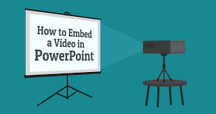 How To Embed A Video In Powerpoint Biteable