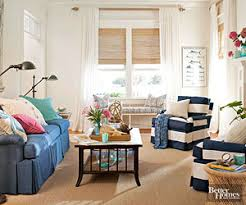When arranging furniture in a living room, one easy way to begin is with  the focal point. Think of it as an anchor for the room and place furniture  directly ...