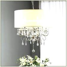 fresh double drum shade chandelier or crystal chandelier with shade drum shade chandeliers with crystals home