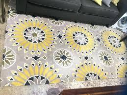 yellow wool rug home grey yellow wool rug 5 ikea yellow wool rug orange blue yellow