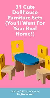 inexpensive dollhouse furniture. Save · Melissa \u0026 Doug Classic Wooden Dollhouse Nursery Furniture Inexpensive V