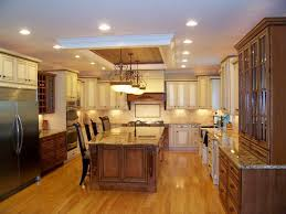 Recessed Lighting In Kitchen Kitchen Ceiling Lighting Layout